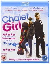 CHALET GIRL (Felicity Jones) - BLU-RAY - REGION B UK