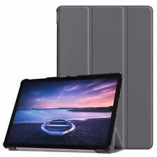 Funda tablet para Samsung Galaxy Tab S4 SM T830n T835n 10.5 estuche Delgado gris