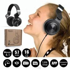 Bluetooth Wireless Headsets Headphones Bluedio T2S Stereo for Iphone Samsung NEW