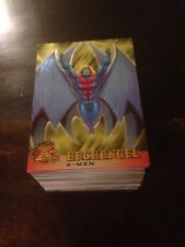 X-men Chromium set of 100 cards