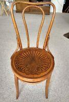 Antique J&J Kohn Bentwood Chair/Late 1800s/Beautiful Piece!!