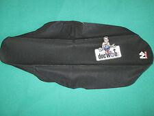 Honda CRF250 2010-2013 CRF450 2009-2012 N-style Black gripper seat cover NGSC1