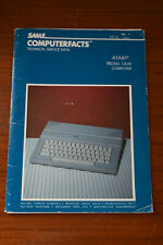 Atari 130XE Sams Computerfacts Service Manual