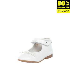 LELLI KELLY Leather Mary Jane Shoes EU 22 UK 5.5 US 6.5 Patent Bow Round Toe