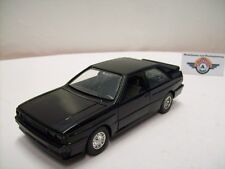 Audi Quattro, black, 1980, Bburago 1:24