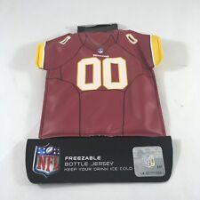Team Sports America Bottle Freezer Jacket Washington Redskins Jersey NFL