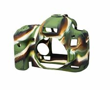 Easy Cover Canon EOS 5d Mark IV 4 Camera Silicone Skin Case Camouflage