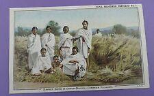 Harvest Scene in Chhota-Nagpur - Original SPG Mission Postcard, Early 1900s