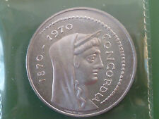 REPUBBLICA ITALIANA 1000 LIRE 1970 ROMA CAPITALE -FDC