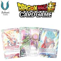 Dragon Ball Super TCG - Set 2 Union Force Individual Single Cards