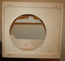 rawcabs won't last 1x15 pine narrow panel Pro style combo cabinet 5E5 cut out