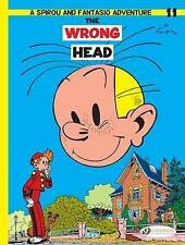 The Wrong Head by Franquin, Andre (Paperback book, 2016)