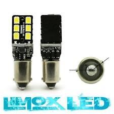2x LED Standlicht XENON Weiß Citroen C4 C5 Bax9s H6W Canbus 250 Lumen Weiß
