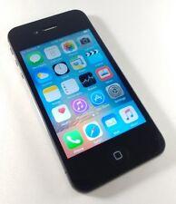 Apple iPhone 4S 8GB Black (Unlocked) A1387 (CDMA + GSM) Good Condition