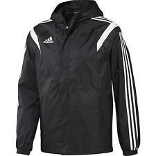 adidas Jungen-Jacken, - Mäntel & -Schneeanzüge mit Kapuze aus Polyester