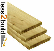 Scaffold Boards New UnBanded 3.9m (13 ft) Treated For Longer Life