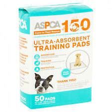 Ultra Absorbent Pet Training Pads M 50 Count Fresh Scent No Leak (22In X 22In)