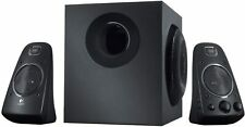 Logitech Z623 THX-Certified 2.1 Speaker System, 200W RMS Power (980-000402)