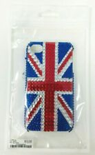 Charming Charlie iPhone 4/4S Case British Flag Sequins Rhinestones New In Case
