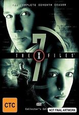 The X Files : Season 7 : Part 1 - (4-Disc Set) - NEW DVD - Region 4