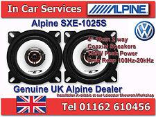 VW T4 Transporter Top Dash Replacement Alpine Car Speaker Upgrade