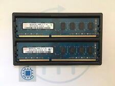 8GB (2x 4GB ) DDR3 PC3 10600U 1333MHz Arbeitsspeicher Hynix Desktop RAM