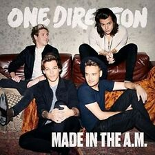 One Direction Made in The A.m. LP Vinyl 33rpm Released 4th December