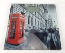 Bauer Digital Glass City London Red Phone Booth Scale Weighing Scale New Battery