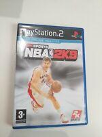 NBA 2K9   Play 2  PAL españa completo