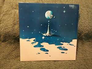 Electric Light Orchestra Time LP ELO 1981 Jet FZ 37371 Vinyl NM Cover NM w/Inner