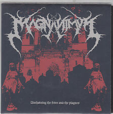MAGNANIMUS - unchaining the fever and the plagues EP 7""