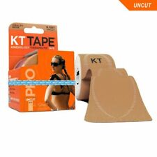 KT Tape Kinesiology Tape | 16 Ft Uncut | Stealth Beige