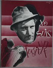 DP french They Made Me a Fug (1947) Crime Alberto Cavalcanti Trevor Howard