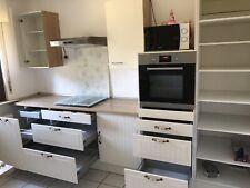 küchenzeile mit elektrogeräten gebraucht
