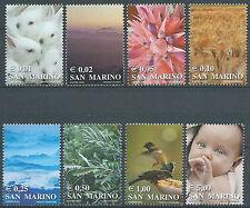 2002 SAN MARINO I COLORI DELLA VITA MNH ** - ED