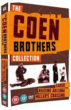 Coen Brothers Collection - Fargo/Raising Arizona/Miller's Crossing (DVD, 2007, 3