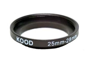 Kood Stepping Ring 25mm - 28mm Step up Ring 25-28mm