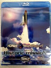 SHUTTLE DISCOVERY'S HISTORIC MISSION Blu-ray Disc, 2006 HISTORY Sealed NEW DC44