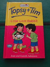 Ladybird book. Topsy + Tim - Little Lost Rabbit