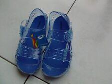 Chaussures Sandalettes  Piscine plage   Garçon Pointure 40 - Bleu