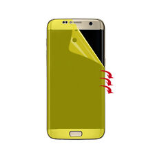 5x TPU Curved Full Coverage Screen Protector Film Cover - Samsung Galaxy S7 Edge