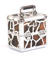 VANITY per trucco gioielli COSMETICI PER CAPELLI BEAUTY NAIL PORTAGIOIE CASE BOX GIRAFFE