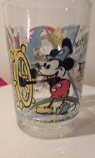 McDonalds Walt Disney 100th Anniversary Glass Mickey Mouse
