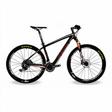 BEIOU Carbon Fiber 650B Mountain Bike 27.5inch 30 Speed SHIMANO M610 DEORE CB20A