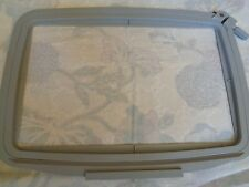 Singer Large Hoop for XL400, XL550, XL580 and Quartet Embroidery Machines New