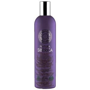 Natura Siberica Shampoo für trockenes Haar 400ml sibirische Kräuter