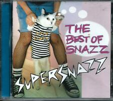 SUPERSNAZZ  *THE BEST OF SNAZZ* 2002 COMPILATION CD LIKE NEW
