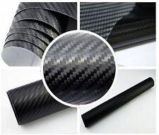 3,5€/m² Carbon Folie schwarz 3D Struktur BLASENFREI Autofolie flex selbstklebend