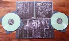 Enisum - Seasons of Desolation 2-LP green vinyl ltd 300 NEW/ WITTR ALDA AGALLOCH