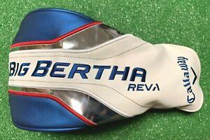 Callaway Big Bertha REVA Driver Headcover NEW Golf Accessory